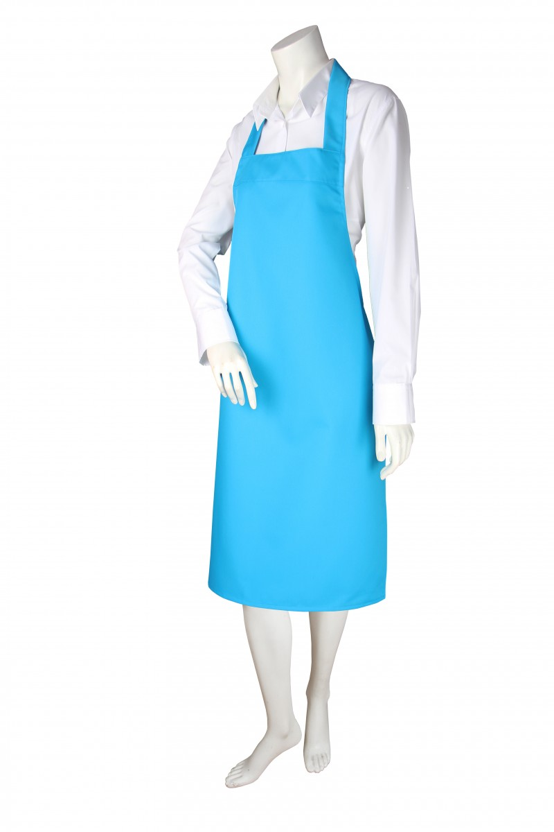 Halterschort turquoise